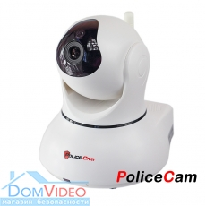 PoliceCam PC-5200 Wally Поворотная IP WiFi Smart видеокамера