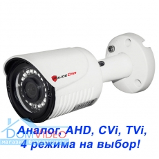 MHD видеокамера PC-512MHD 1MP 4 in 1 PoliceCam