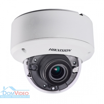 Картинка TurboHD видеокамера Hikvision DS-2CE56H1T-VPIT3Z (2.8-12)