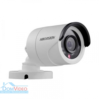 Картинка MHD видеокамера Hikvision DS-2CE16D0T-IRF (3.6)