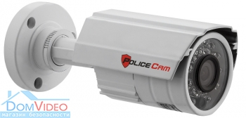 Картинка AHD видеокамера PC453AHD1MP PoliceCam