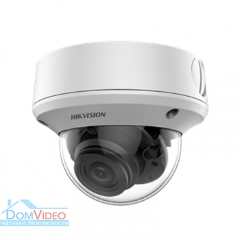 Картинка TurboHD видеокамера Hikvision DS-2CE5AD3T-VPIT3ZF (2.7-13.5)