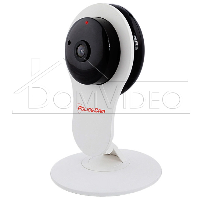 "Картинка IP WiFi видеокамера PC-5250/LY-K720JP ""Капля""  PoliceCam"