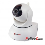 Картинка IP WIFI видеокамера PC-5200 Wally PoliceCam